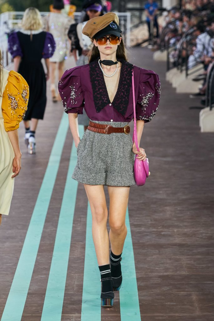 model agency barcelona show miu miu ss20 catwalk international barcelona madrid